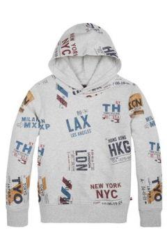 Sweat-shirt enfant Tommy Hilfiger KB0KB05201 AOP HOODED(115626903)
