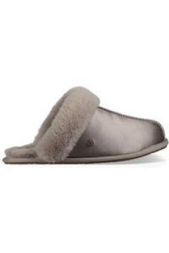 UGG Scuffette II Satin Chaussons pour Femmes en Elephant, taille 39 | Textile(112238967)