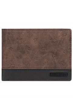 Quiksilver Mini Mo Wallet chocolate brown(97847559)