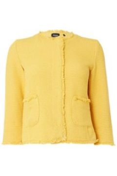 Emme Recinto double pocket short jacket - Yellow(110455437)