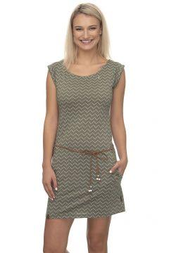 ragwear Tag Zig Zag Dress groen(114565758)