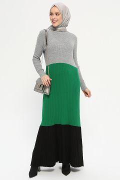 Robe Mocha Triko Noir / Vert(108581297)