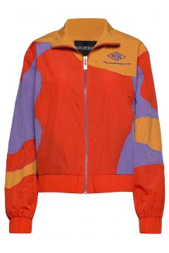 Track Curve Top Sweat-shirt Pullover Rot HAN KJØBENHAVN(114153073)