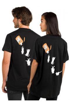 Rip N Dip Nermal Pills T-Shirt zwart(85171735)