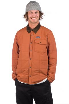 Patagonia Isthmus Quilted Shirt Jacket bruin(100596857)