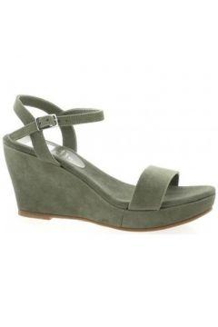 Sandales Elizabeth Stuart Nu pieds cuir velours(98530327)
