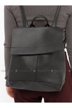 Black - Backpacks - Koton(110322220)