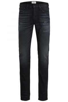 JACK & JONES Glenn Royal R202 Rdd Slim Fit-jeans Man Svart(89622790)