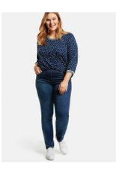 Jeggings Stretch-Jeans Lucy Samoon Light Blue Denim(111497260)