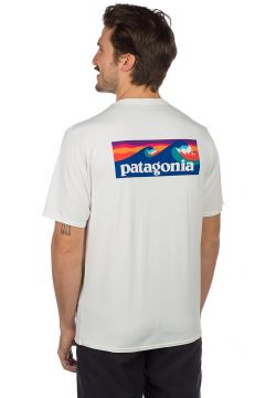 Patagonia Cap Cool Daily Graphic Lycra wit(85182997)