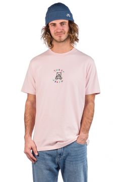 Teddy Fresh Embroidered T-Shirt roze(108030517)
