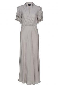 Erika Long Dress Maxikleid Partykleid Grau BIRGITTE HERSKIND(109200413)