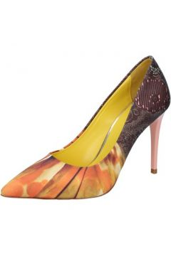 Chaussures escarpins Elena Iachi escarpins multicolor textile BZ22(88470171)