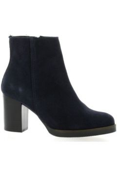 Bottines Impact Boots cuir velours(98530881)