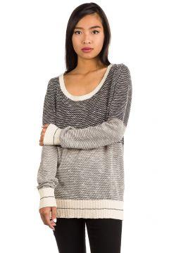 Iriedaily 2 Tone Biquet Knit Pullover grijs(85169318)