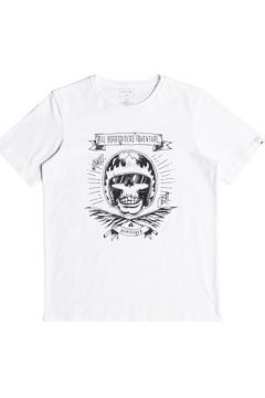 Chemise enfant Quiksilver Classic Makau Ola - Camiseta para Chicos(115458799)