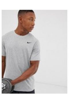Nike Training - Dri-FIT 2.0 - Graues T-Shirt - Schwarz(95028666)