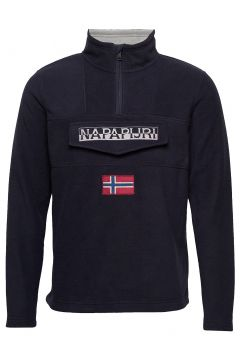 Ted Hz Sweat-shirt Pullover Blau NAPAPIJRI(114157349)