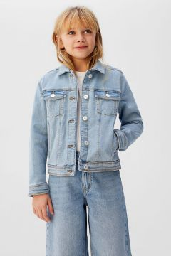 Mango Kids - Kurtka jeansowa Allegra(116972700)