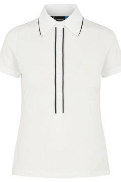 J.LINDEBERG Flor Polo Women White(110446314)