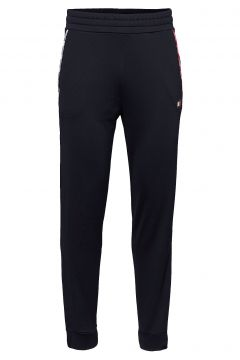 Piping Tracksuit Cuffed Pant Sweatpants Jogginghose Schwarz TOMMY SPORT(114802046)