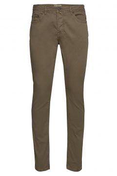 James Textured 5-Pkt Slim Jeans Grün MORRIS(109112825)