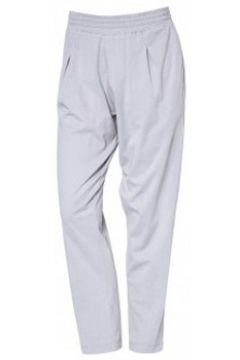 Pantalon So Charlotte Pleats jersey Pant B00-424-00 Gris(98750996)