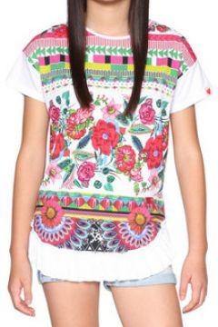 T-shirt enfant Desigual 18SGTK36(88477957)