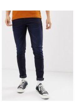 Celio - Enge Jeans in dunkelblauer Waschung - Blau(94965707)