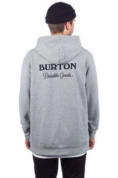 Burton Durable Goods Hoodie grijs(96893721)