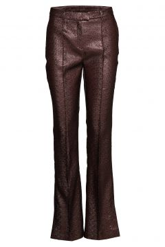 Emma Pants Leather Leggings/Hosen Pink BIRGITTE HERSKIND(114153077)