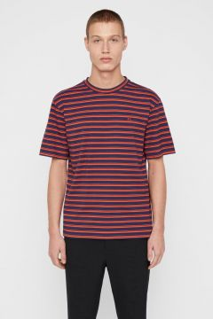 J.LINDEBERG Charles Cotton T-shirt Herren Rot(109164957)