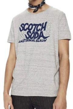 T-shirt Scotch Soda GRAPHIC(101659138)