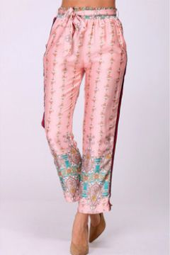 Pantalon Cendriyon Pantalons Rose Vêtements Femme(88709184)