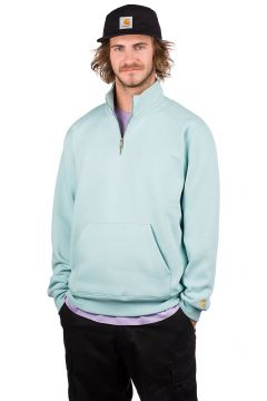 Carhartt WIP Chase Neck Zip Sweater blauw(86172685)