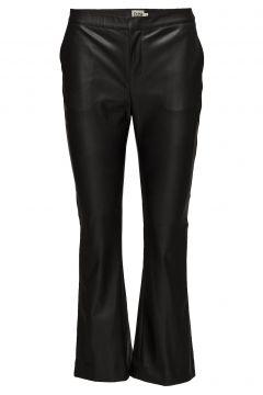 Cornelia Trousers Leather Leggings/Hosen Schwarz TWIST & TANGO(114468123)