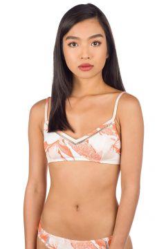 Roxy Tropical Sand Bralette Bikini Top bright white jungle boogi(114554808)