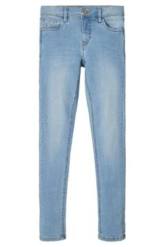 NAME IT Skinny Fit Jeans Man Blå(108014429)