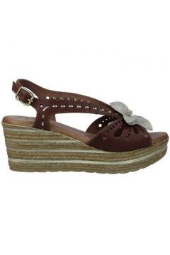Sandales Calzados Vesga 3524 Sandalias con Cuña de Mujer(101599239)