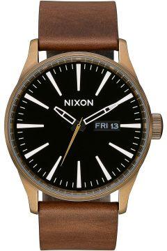 Nixon The Sentry Leather bruin(85175604)