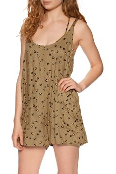 Playsuit RVCA Miss Me - Almond(111333212)