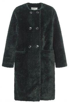 Mantel aus Kunstpelz(117377306)