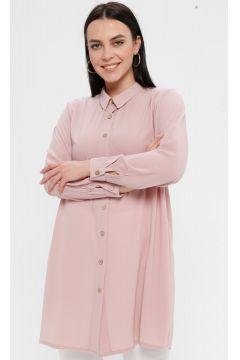 Blouse Grande Taille Genç Style Poudre(108583601)