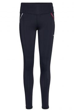Legging Piping Running/training Tights Blau TOMMY SPORT(116153824)