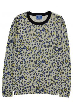 Pullover aus Merinowolle Leopard Tanger(112328320)