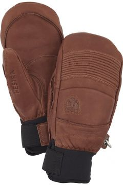 Hestra Leather Fall Line Mittens bruin(100503889)