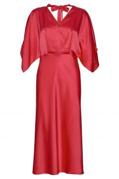 Kefena Kleid Knielang Rot HUGO(116997434)