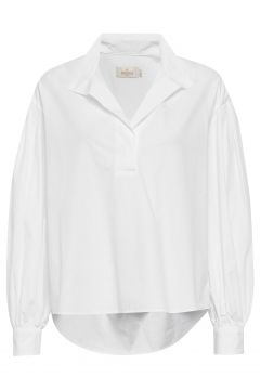 Josephina Shirt Langärmliges Hemd Weiß MORRIS LADY(108839207)