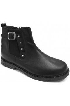 Bottines Bopy Boots SANTIANA Noir(101571634)