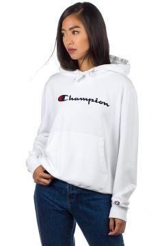 Champion American Logo Hoodie wit(94059366)